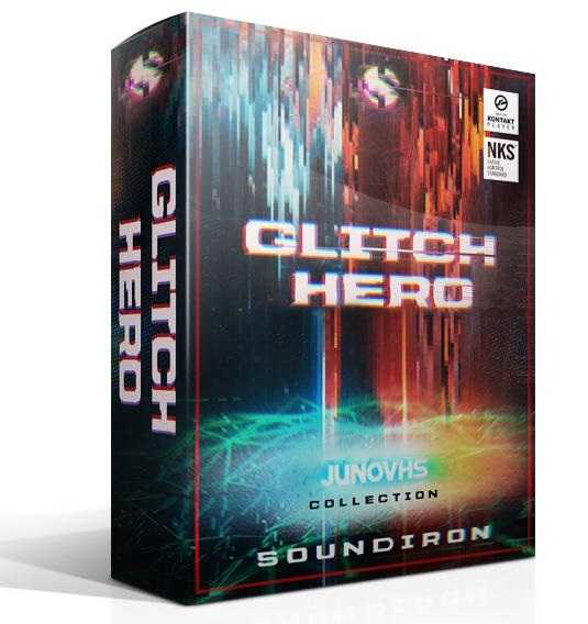 Glitch Hero KONTAKT | Images From Magesy® R Evolution™