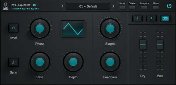 Phase Motion v2.0 AAX VST x86 x64 WiN CE V.R   Images From Magesy® R Evolution™