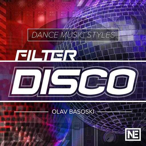 Filter Disco Dance Music TUTORiAL SYNTHiC4TE | Images From Magesy® R Evolution™