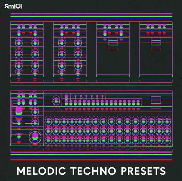 Melodic Techno Presets MiDi Sylenth1 | Images From Magesy® R Evolution™