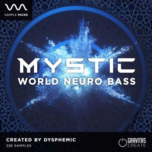 MYSTiC World Neuro Bass WAV   Images From Magesy® R Evolution™