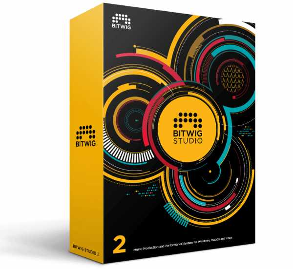 Bitwig Studio 2 v2.2.2 WiN MAC LiNUX iND | Images From Magesy® R Evolution™