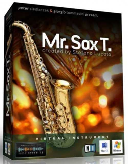 Mr Sax T v1.0 VSTi RTAS AU DXi UB x86 x64 WiN MAC DYNAMiCS | Images From Magesy® R Evolution™