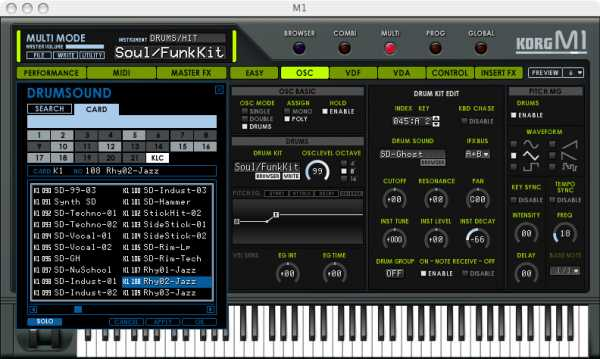 KORG M1 v1.8.2 VSTi STANDALONE WiN x64 HAPPY NEW YEAR R2R | Images From Magesy® R Evolution™