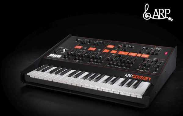 KORG ARP ODYSSEY v1.1.2 STANDALONE VSTi x64 WiN HAPPY NEW YEAR R2R | Images From Magesy® R Evolution™