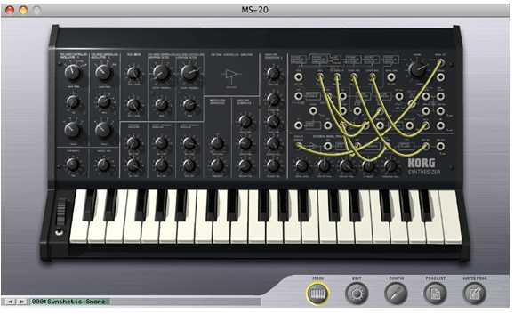 KORG MS 20 v1.4.2 STANDALONE VSTi WiN HAPPY NEW YEAR R2R | Images From Magesy® R Evolution™