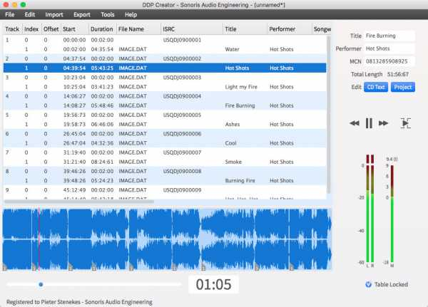DDP Creator Pro v4.1.2 WiN MAC R2R | Images From Magesy® R Evolution™