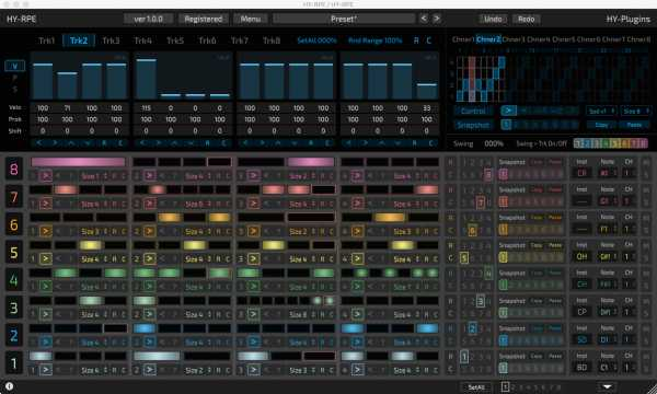 HY RPE v1.1.x AU VSTi VST3 x86 x64 v1.1.31 WiN v1.1.0 MAC R2R | Images From Magesy® R Evolution™