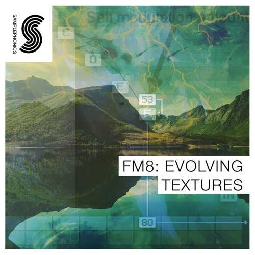 FM8 Evolving Textures MAGNETRiXX | Images From Magesy® R Evolution™