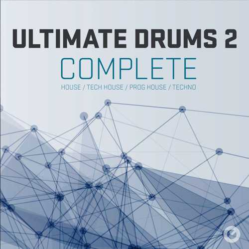 Ultimate Drums 2 Progressive House Pack MULTiFORMAT | Images From Magesy® R Evolution™