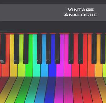 Vintage Analogue for XiLS 4 DECiBEL | Images From Magesy® R Evolution™