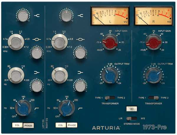 1973 Pre v1.1.0.388 AAX AU VST VST3 32Bit 64Bit MAC CASHMERE | Images From Magesy® R Evolution™