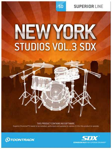 New York Studios v3 v1.5.0 SDX | Images From Magesy® R Evolution™
