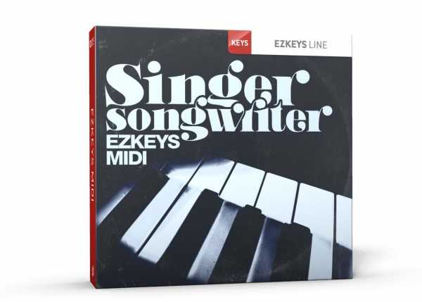 Singer Songwriter EZkeys MiDi WiN   Images From Magesy® R Evolution™