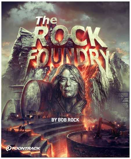 The Rock Foundry MiDi WiN | Images From Magesy® R Evolution™