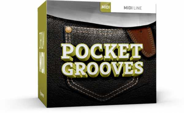 Pocket Grooves MiDi WiN | Images From Magesy® R Evolution™