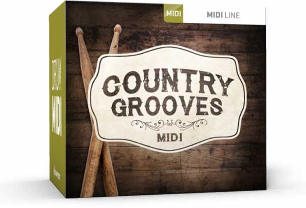 Country Grooves MiDi WiN | Images From Magesy® R Evolution™