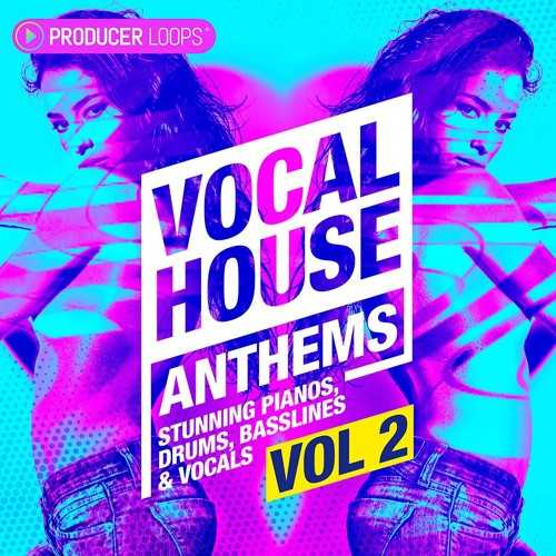 Vocal House Anthems Vol.2 MiDi WAV | Images From Magesy® R Evolution™