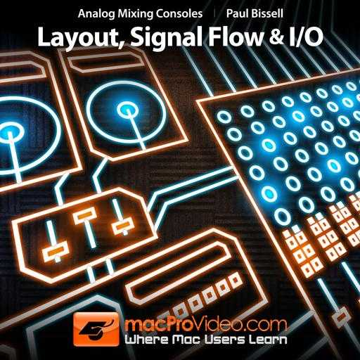 Analog Mixing Consoles: Layout Signal Flow and I/O TUTORiAL | Images From Magesy® R Evolution™