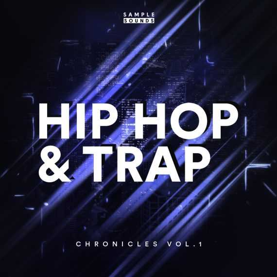 Trap And Hip Hop Chronicles Vol.1 WAV DiSCOVER | Images From Magesy® R Evolution™