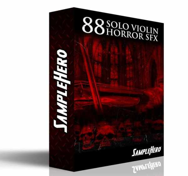 88 Solo Violin Horror SFX KONTAKT | Images From Magesy® R Evolution™