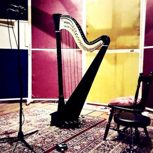 Rachael Gladwin Harp WAV | Images From Magesy® R Evolution™