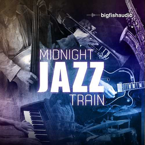 Midnight Jazz Train MULTiFORMAT | Images From Magesy® R Evolution™