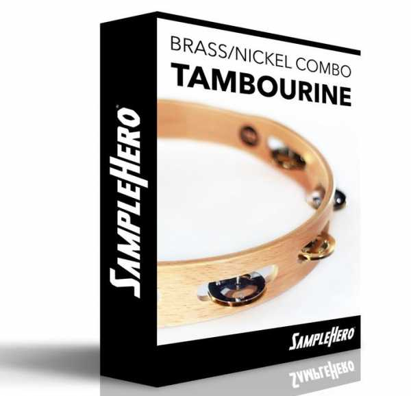 Recording Combo Tambourine KONTAKT | Images From Magesy® R Evolution™