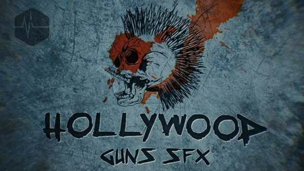 Hollywood Guns SFX WAV | Images From Magesy® R Evolution™