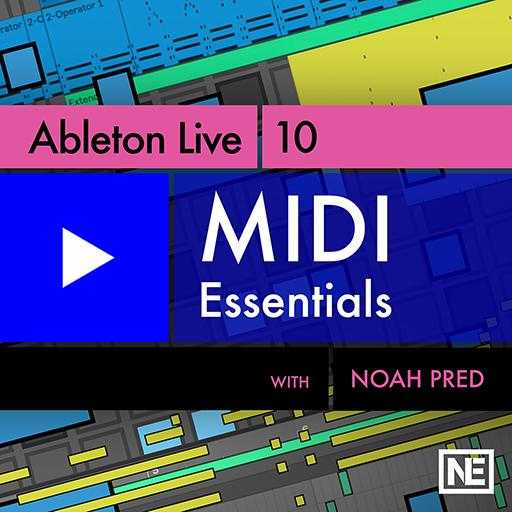 MIDI Essentials Ableton Live 10 TUTORiAL SYNTHiC4TE | Images From Magesy® R Evolution™