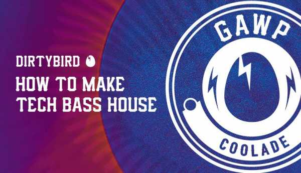 How To Make Tech Bass House TUTORiAL SYNTHiC4TE | Images From Magesy® R Evolution™