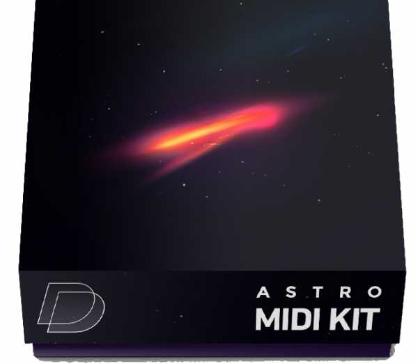Astro Midi Kit MiDi | Images From Magesy® R Evolution™