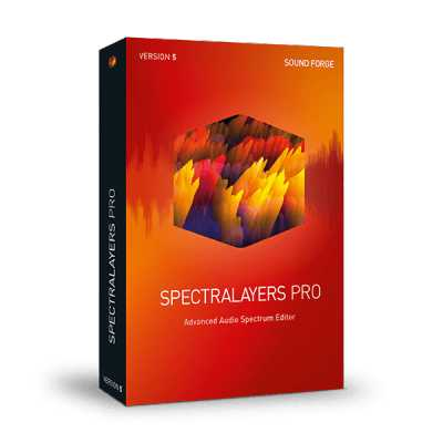 SpectraLayers Pro 5.0.134 AAX STANDALONE WiN x64 | Images From Magesy® R Evolution™