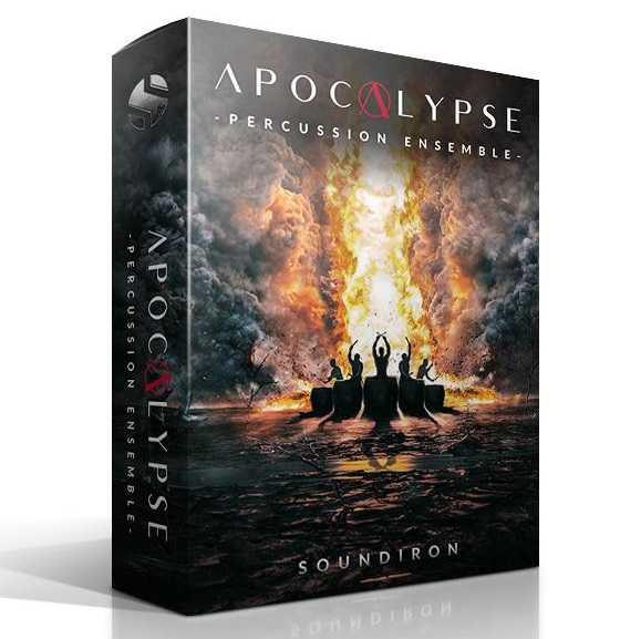 Apocalypse Percussion Ensemble V2 KONTAKT | Images From Magesy® R Evolution™