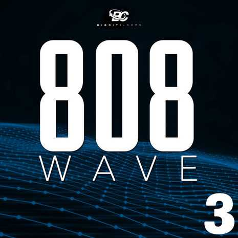 808 Wave 3 WAV MiDi | Images From Magesy® R Evolution™