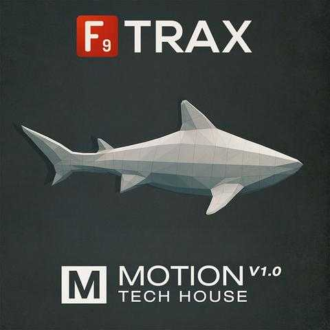 Motion Vol.1 Tech House MULTiFORMAT | Images From Magesy® R Evolution™