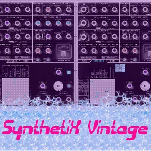 SynthetiX Vintage Bundle for XILS 4 DECiBEL | Images From Magesy® R Evolution™