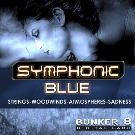 Symphonic Blue WAV | Images From Magesy® R Evolution™