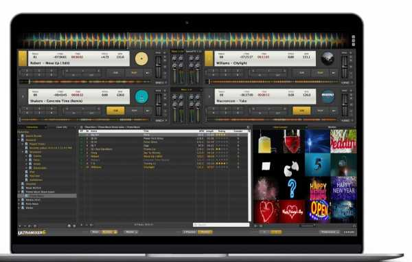 UltraMixer Pro Entertain v6.2.2 x86 x64 WiN | Images From Magesy® R Evolution™