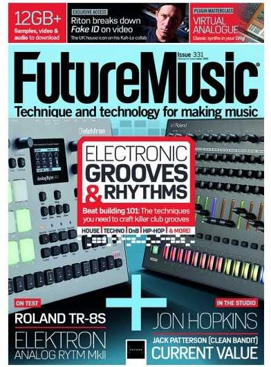 Future Music June 2018 | Images From Magesy® R Evolution™