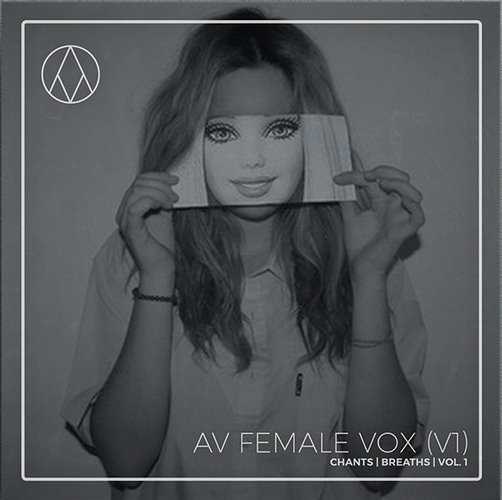 Female Vox Vol.1 WAV   Images From Magesy® R Evolution™