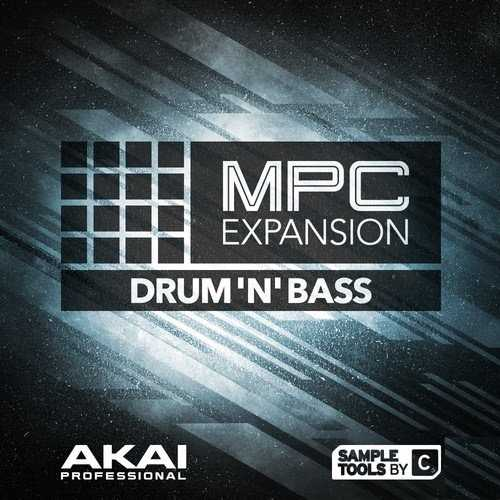 Drum N Bass v1.0.2 AKAi MPC EXPANSiON WiN WAV | Images From Magesy® R Evolution™