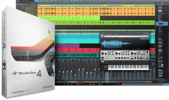 Studio One 4 Professional v4.6.0 WiN v4.5.1 MAC R2R | Images From Magesy® R Evolution™