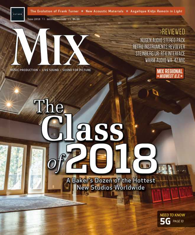 Mix Magazine   June 2018 | Images From Magesy® R Evolution™