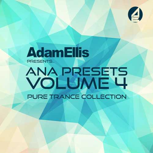 ANA Presets Vol.4 Pure Trance Collection   Images From Magesy® R Evolution™