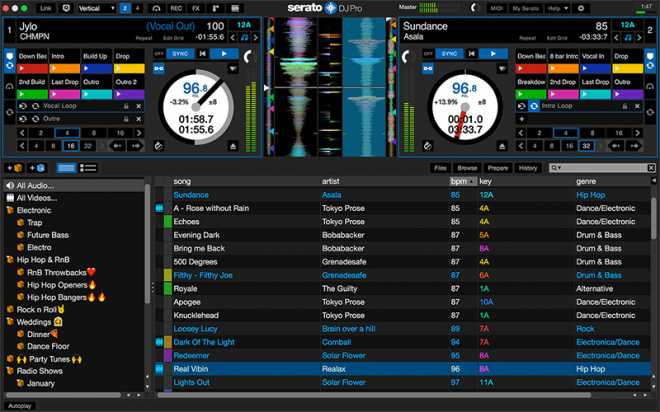 Serato DJ Pro Suite v2.3.2 CE WiN V.R   Images From Magesy® R Evolution™