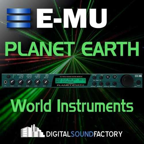 E MU Planet Earth KONTAKT | Images From Magesy® R Evolution™