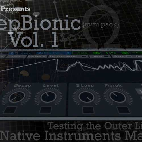 Deep Bionic Vol.1 for MASSiVE | Images From Magesy® R Evolution™