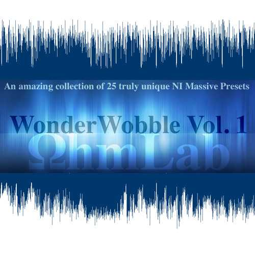 WonderWobble Vol.1 Presets for NI Massive | Images From Magesy® R Evolution™