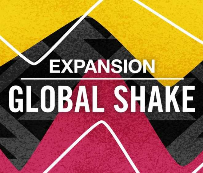 Global Shake v1.0.1 EXPANSiON iSO | Images From Magesy® R Evolution™